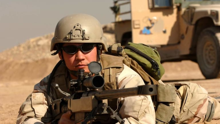 How a Sniper Killed an ISIS Fighter From More Than 2 Miles Away