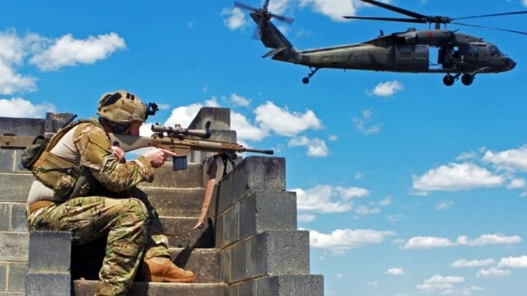 Why Green Berets Are Among the Smartest, Most Lethal Fighters in the World