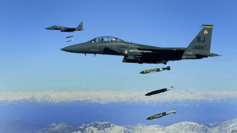 Air Force Needs New Bombs to Hit Certain Russian & Chinese Targets
