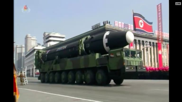North Korea says it has 7 nuclear missiles that can hit the US