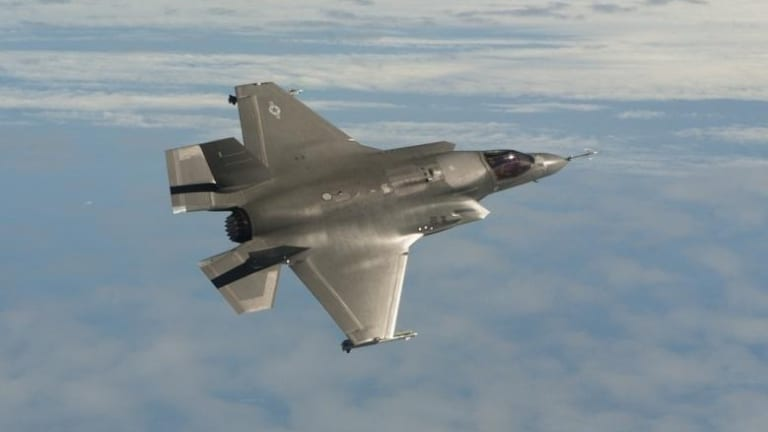 The Reason Why America's F-35 Would Crush China's J-20 Stealth Fighter in Battle