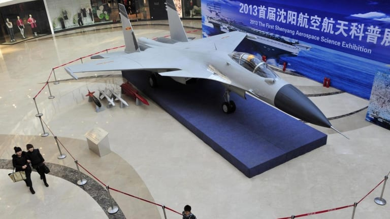 China Copied This Russian Fighter That Now Has Big Problems
