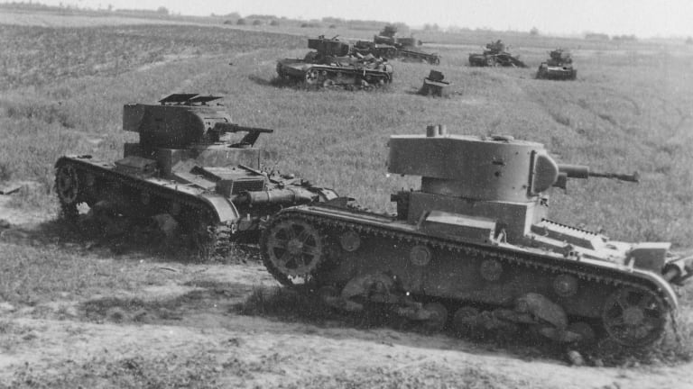 The Biggest Tank Battle in History Wasn't at Kursk