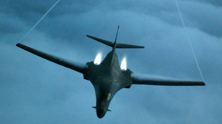 The B-1 Bomber's New Missile Could Sink China Or Russia's Navy