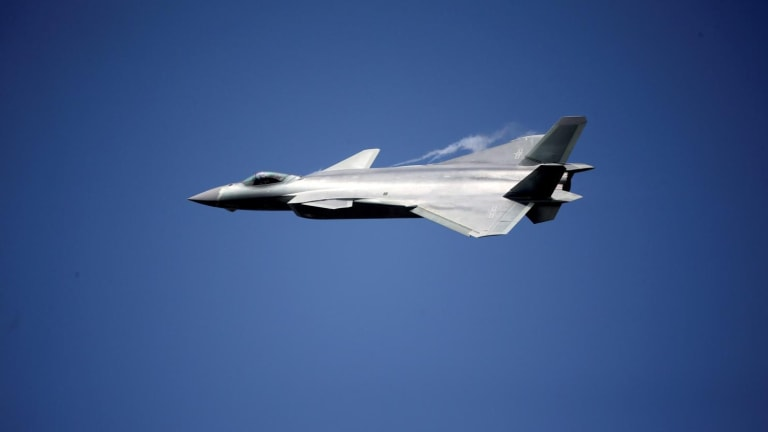 China's J-20 Stealth Fighter Has a Fatal Flaw (That Might Soon Be Fixed)