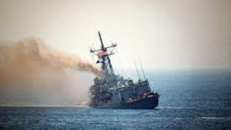 In 1987, a Secret Iraqi Warplane Struck an American Frigate & Killed 37 Sailors