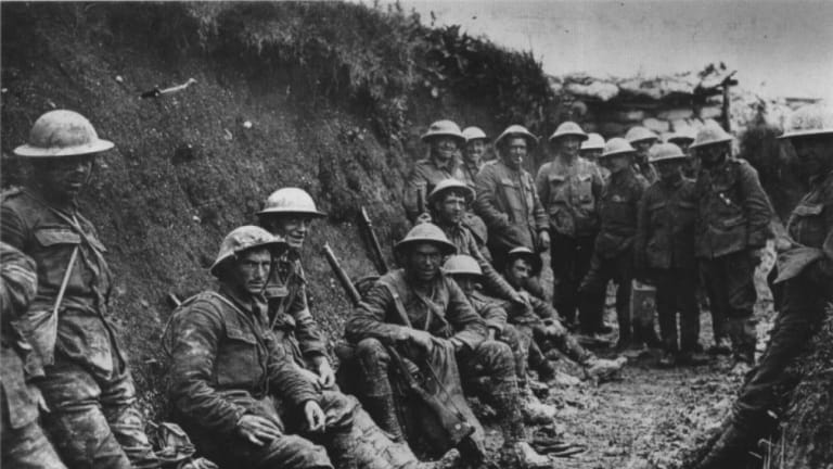 The Five Most Lethal Weapons of World War I