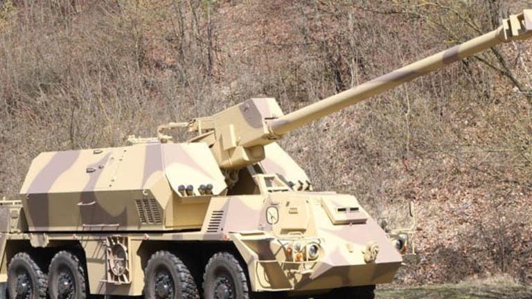 Slovakia's Unusual Artillery Is Among the Most Advanced in the World