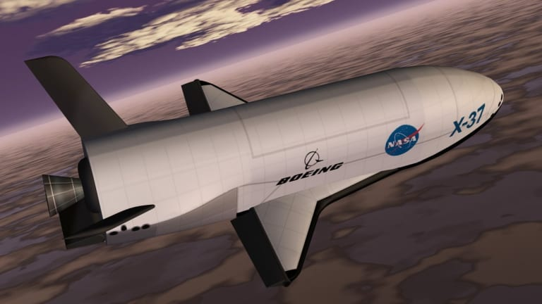 X-37B Space Plane: What's the Mission? Sorry, That's Classified.