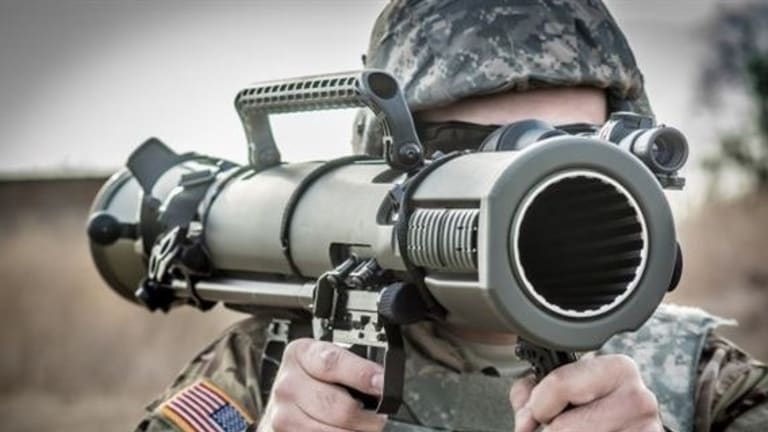 """Army Rushes 1,000 New """"MAAWS"""" Weapons to Afghanistan"""