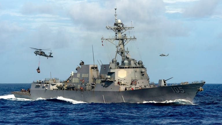 Massive Warship Expansion: Navy to Add 30 New Destroyers by 2034