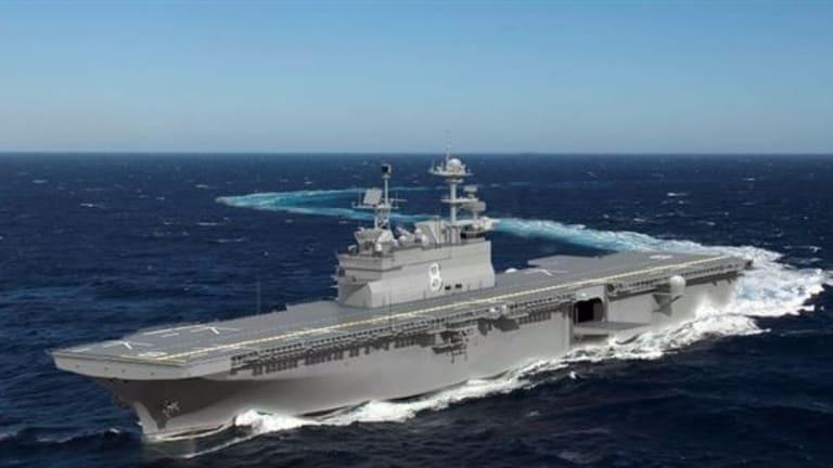 Navy Builds New Ship for Future Amphibious Assaults - 2024