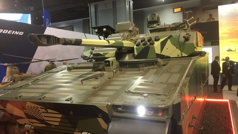 Army Details Requirements, Weapons & Sensors for Next-Generation Combat Vehicle