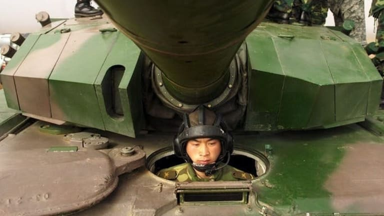 How Would China's Army and Navy Plan to Attack the US