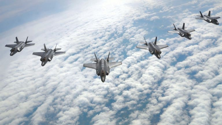 The Networked Future Of War: Air, Land & Sea Weapons To Battle As One