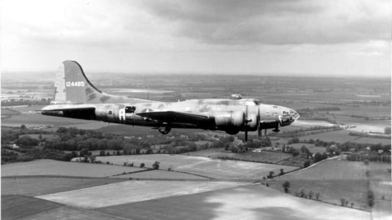 The first 'Memphis Belle' was actually shot down before it completed 25 missions