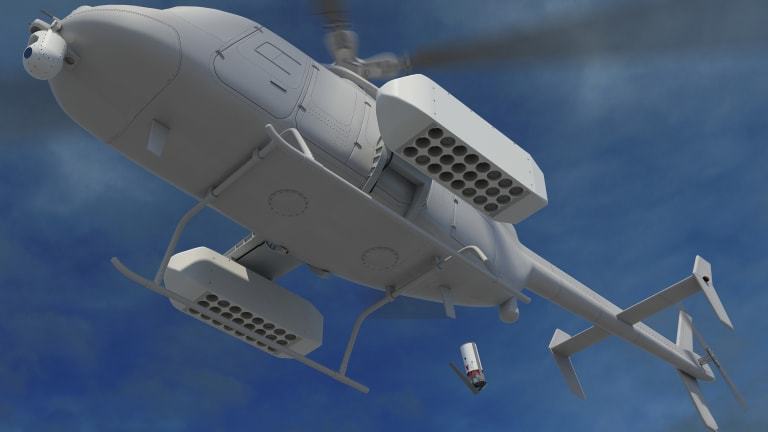 Navy Ship-Launched Drones Might Massively Expand Sub-Hunting With New Sonobouys