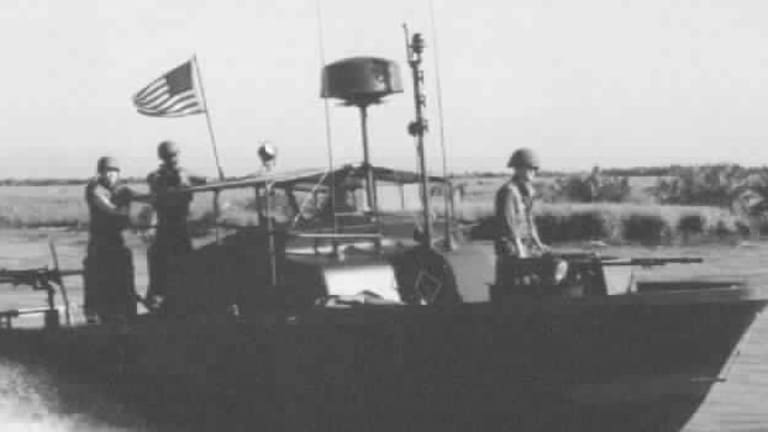 In 'Nam, the U.S. Army Turned Truck Drivers Into Maritime Cops