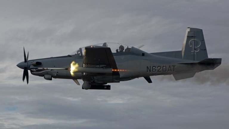 Air Force Finalizes Requirements for New Light Attack Combat Plane