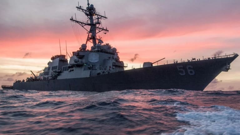 Confrontation at Sea: Russia Claims it Drove U.S. Ship Out of Sea of Japan