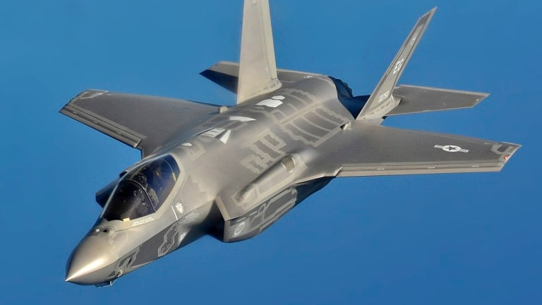 Did a Russian-Made Missile Really Hit an Israeli Air Force F-35 Stealth Fighter?