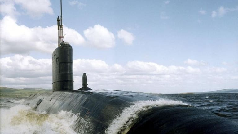 The Best Cold War Attack Submarines