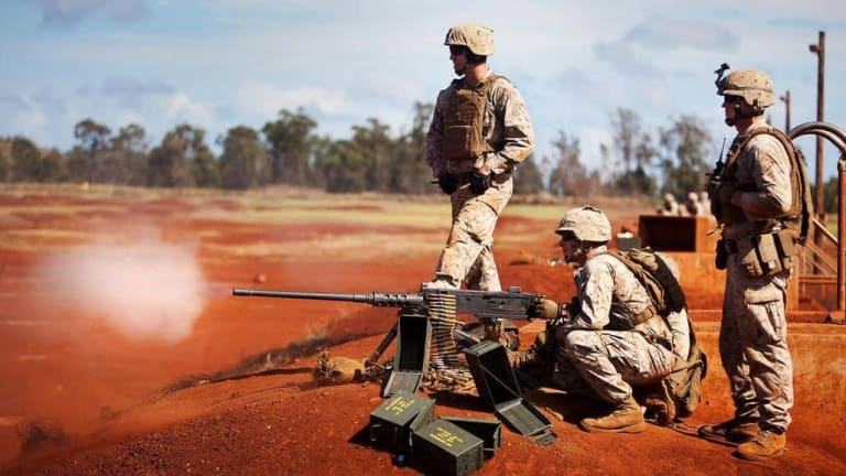 Become a Super Sniper: DARPA is Turning .50 Caliber Bullets into Guided Rounds