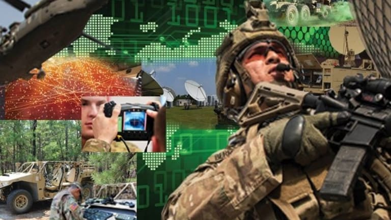 Army CERDEC Seeks Weapons, Sensors and EW Input from Industry