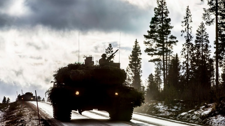 NATO Preps for War With Combat Ops, Live Fire and Ocean Warfare Tactics