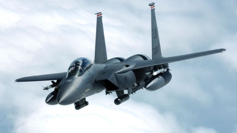 Airframe: Inside the Lethal F-15 Eagle