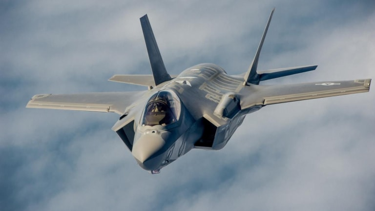 Only 2 Out of 23 U.S. F-35 Test Planes Are Fully Operational