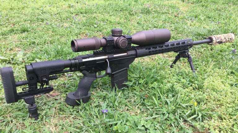 This Precision Rifle Made by Ruger is Truly Unique