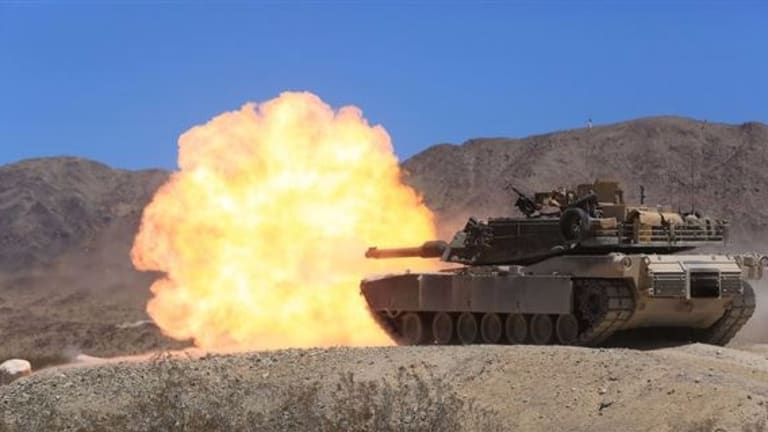 Army Starts Early Concept Work on New Tank After Abrams - 2040s
