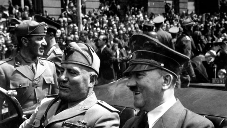 What If Hitler Never Declared War on America?