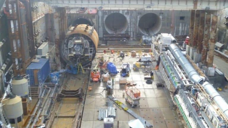 The U.S. Navy's Secret Undersea Lair