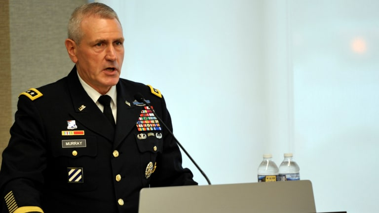 Army 4-Star Highlights Some U.S. Plans for Warfare in 2040
