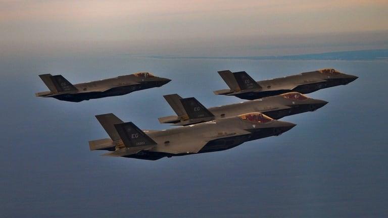 Pentagon Hardens F-35 Against Massive Cyber Attack
