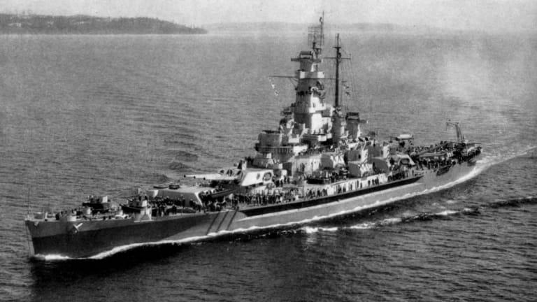 The Battleship USS Massachusetts: Lots of Firepower in a Small Package