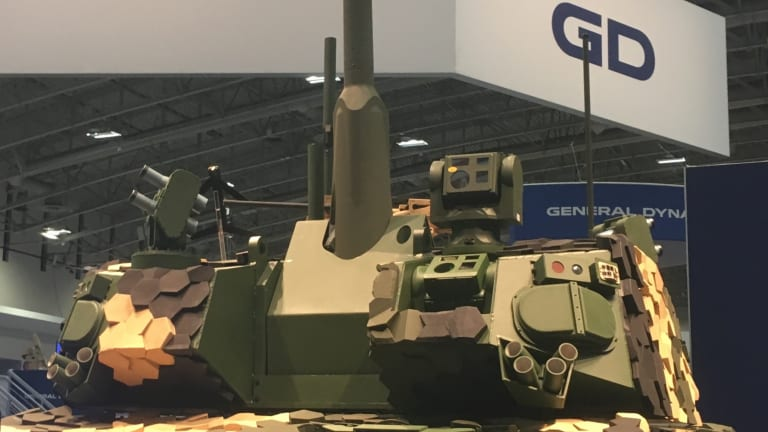 Accelerated Army New Next-Generation Combat Vehicle Will Launch Drones