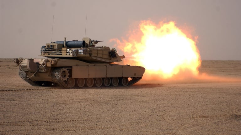 """Why The Army May Still Need to Attack Enemies in A """"Manned"""" Tank"""