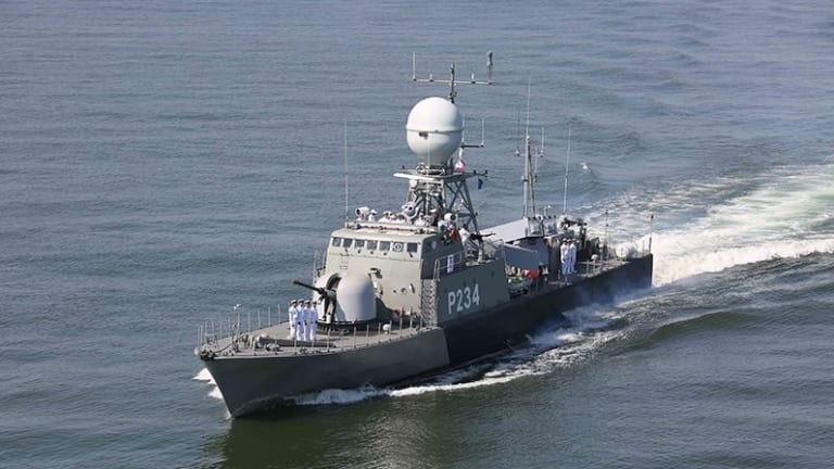 Iran Claims it Will Send Warships Into the Atlantic Ocean