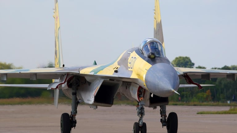 Why Russia's Su-35 Is One Fighter Jet America's Air Force Should Fear