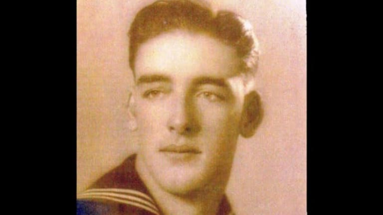 Veterans DAY: Sailor Survives Japanese Kamikaze Attack, Saves Others