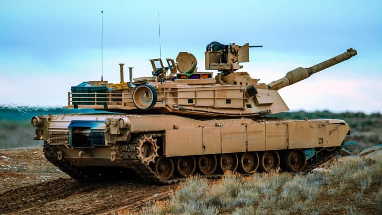 Future Armored Vehicles Will Find and Destroy Multiple Targets - in Seconds