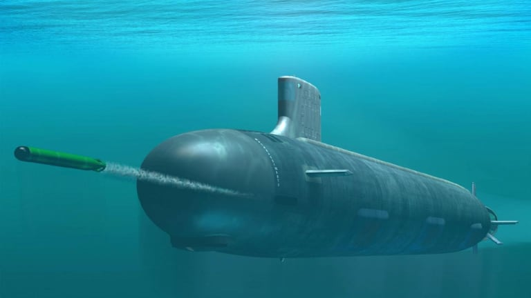 The Navy Just Launched Its Most Deadly Attack Submarine Ever