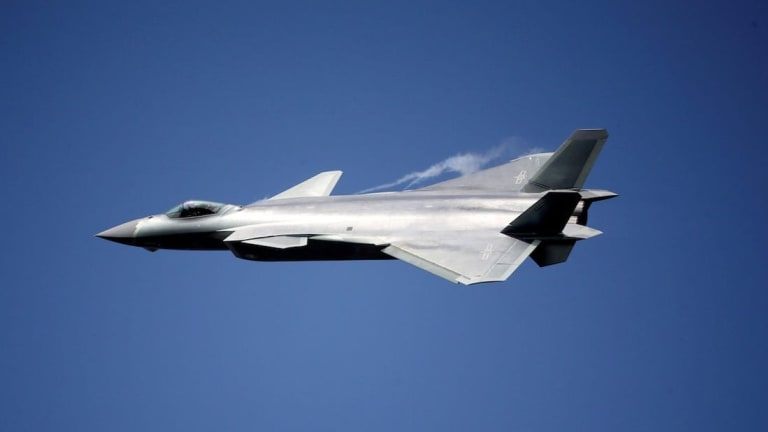 Could a Chinese J-20 Destroy U.S. Drones & Tankers in War?