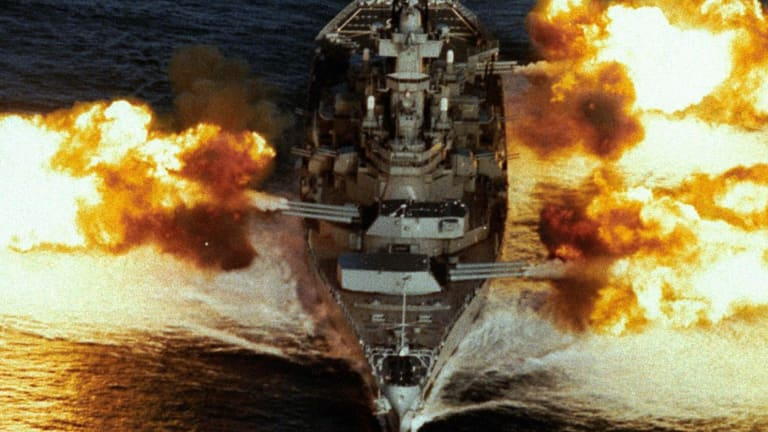 Why China Should Fear New 21st Century Battleships
