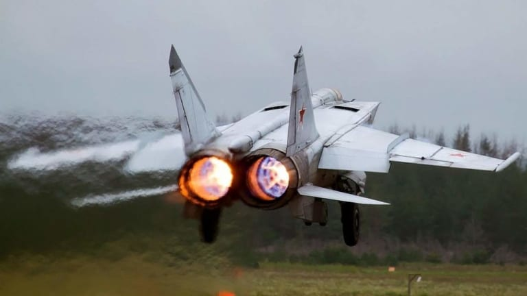 A Russian Super-Jet Could Fly So Fast It Blew Up Its Own Engines