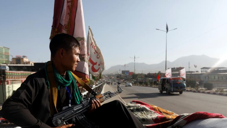 An End to the War in Afghanistan