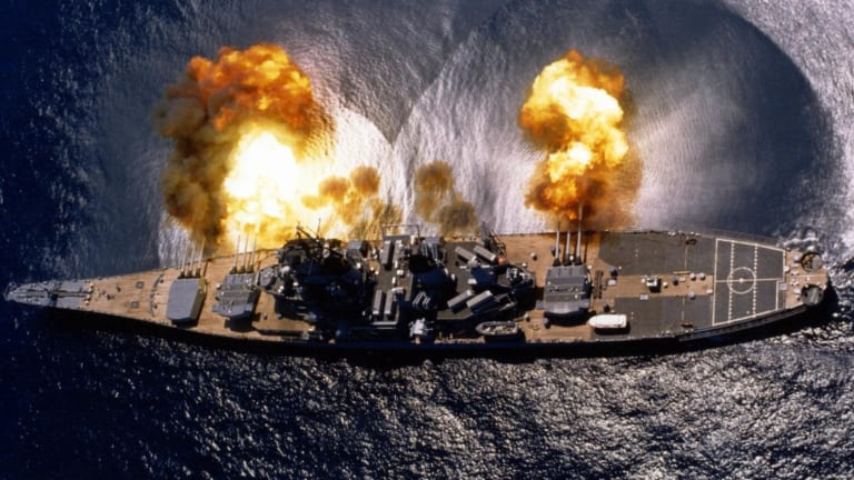 Introducing the 5 Most Overrated Weapons of War Ever -Think F-35s and Battleship